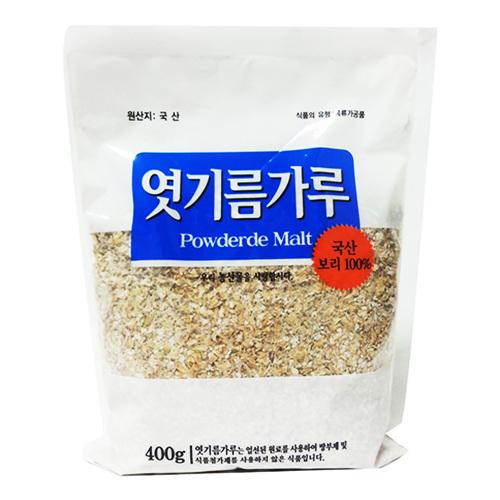 한국상사 엿기름가루(400g)