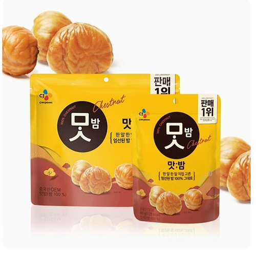 CJ 맛밤(240g/80g*3입)