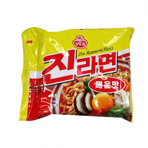 오뚜기 진라면매운맛(120g)