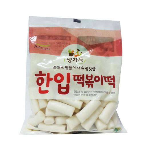 풀무원 한입떡볶이 떡(400g)