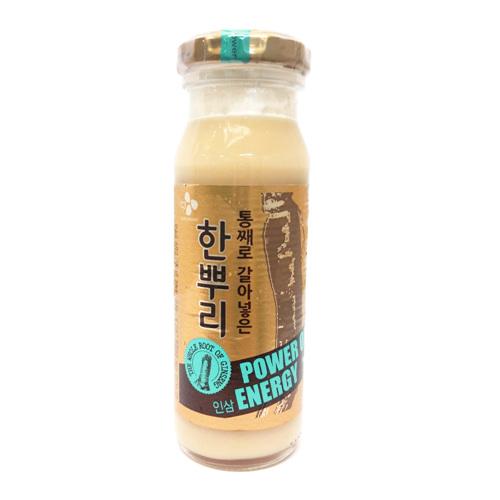 CJ 통째로갈아넣은인삼유한뿌리(120ml)