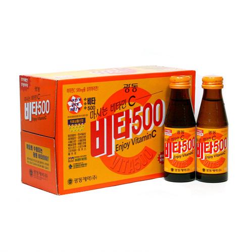 광동 비타500 (100ml*10)