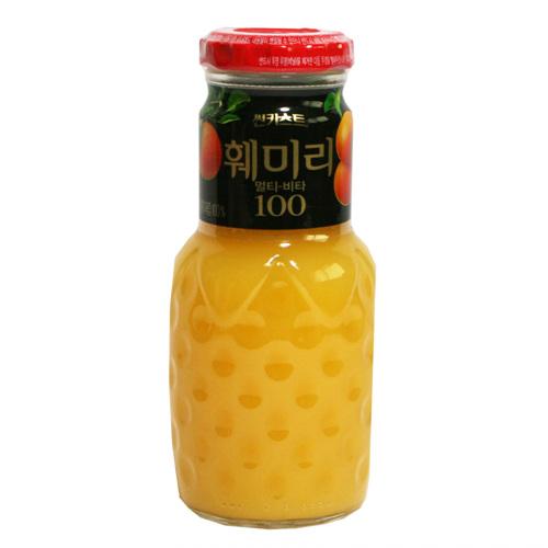 해태 훼미리무가당 오렌지주스(180ml)