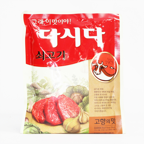 CJ 백설 쇠고기 다시다(500g)