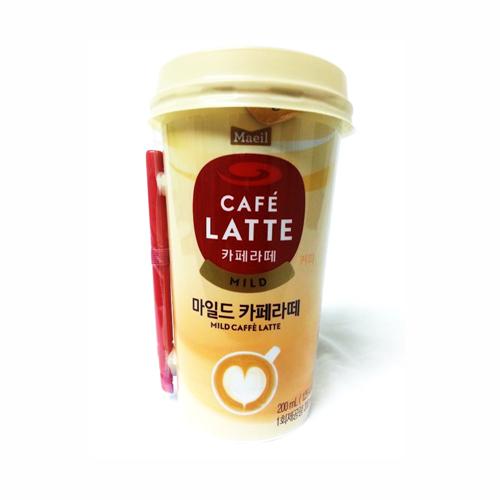 매일 카페라떼 마일드(200ml)