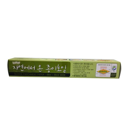 유기농산 종이호일 (300mm*20m)
