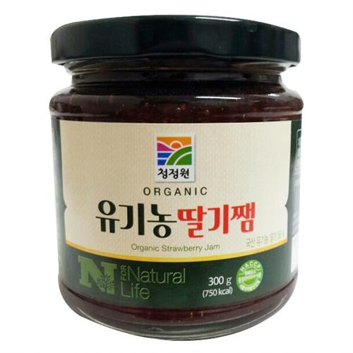 대상 유기농딸기쨈(300g)