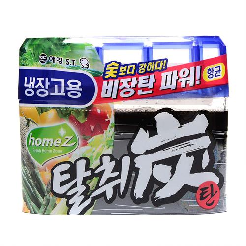 애경 HOMEZ 탈취탄 냉장고형(140g)