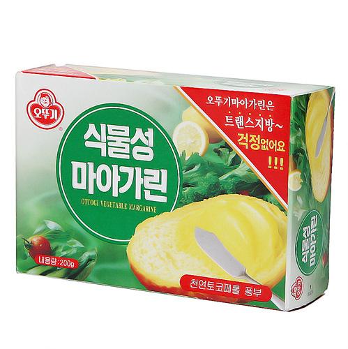 오뚜기 식물성마가린(200g)