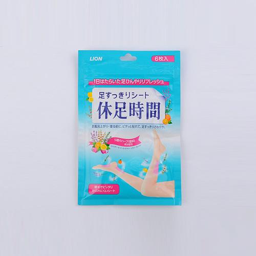 CJ 휴족시간(6매)