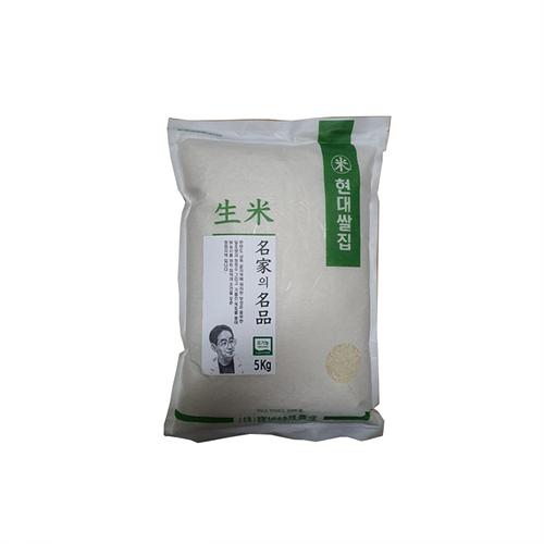 유기재배 보성미(5kg)