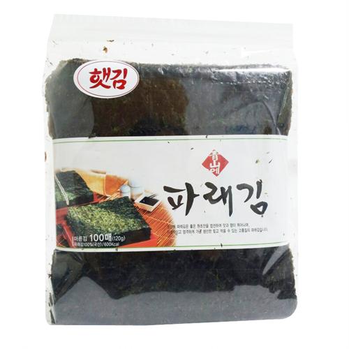 청산에 파래김(100매)