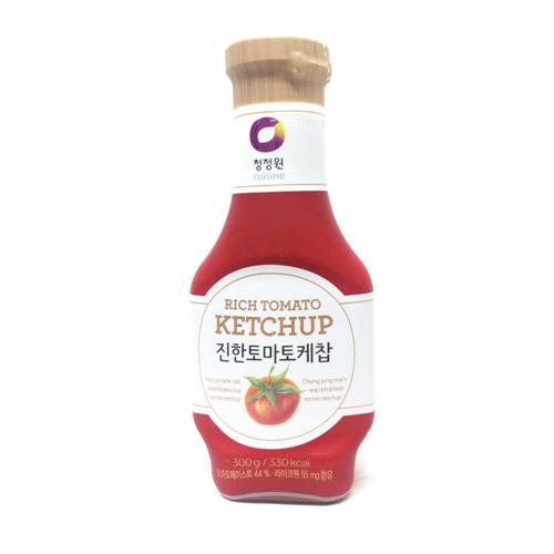 대상 청정원 진한케찹(300g)