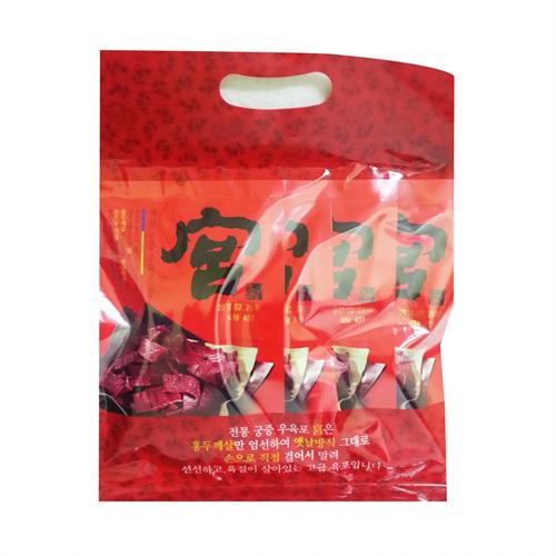 전통궁중우육포 순한맛(40g*4봉)