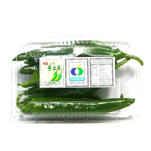친환경 오이맛고추(150g/봉)