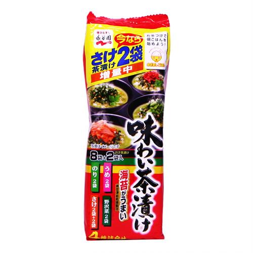 아지와이 오차즈케 4가지맛(42.6g)
