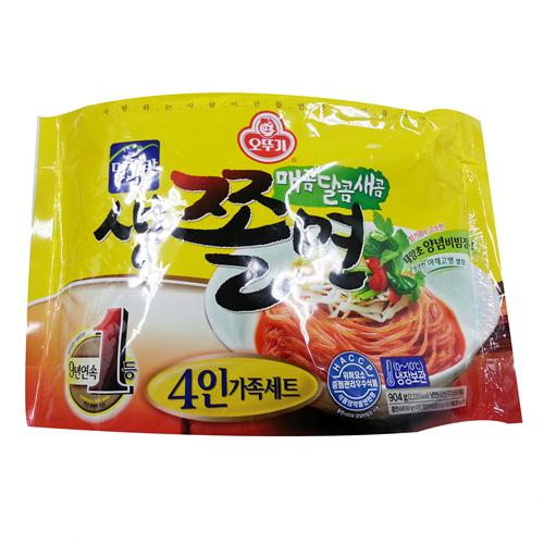 오뚜기 쫄면 가족4인분(904g)