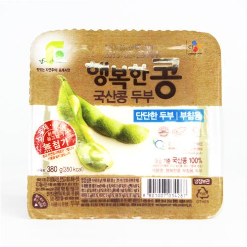 CJ 행복한콩 부침용두부(380g)