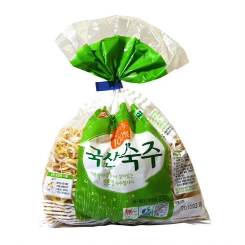 대상종가집 국산 숙주나물(230g)