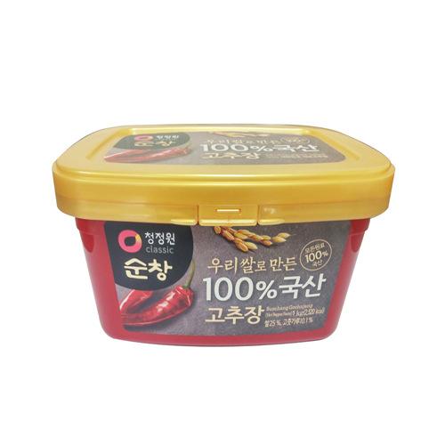 대상 순창 우리쌀로 만든 고추장(1kg)