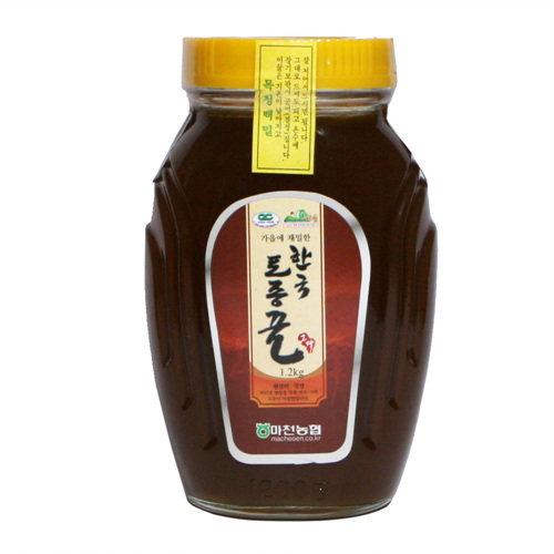 마천 한국토종꿀(1.2kg)