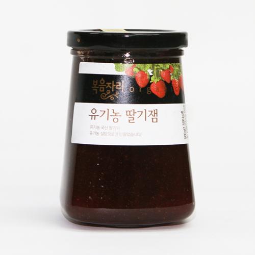 복음자리 유기농 딸기잼(500g)