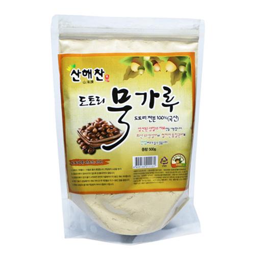 국산 도토리묵가루(500g)