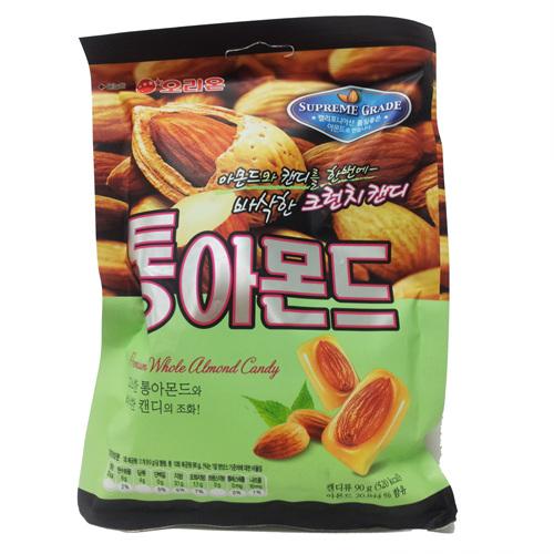 오리온 통아몬드M 캔디(90g)