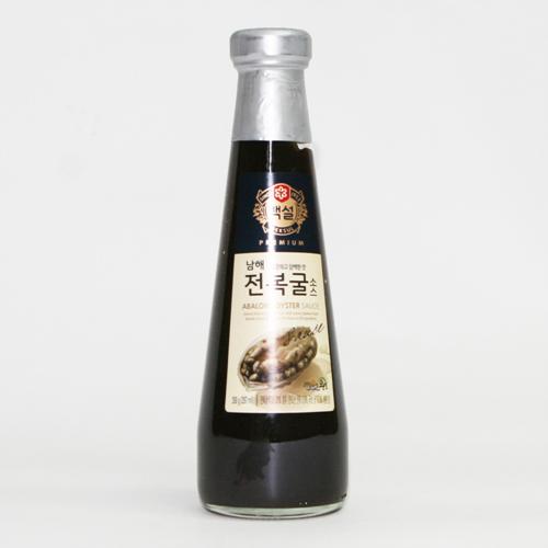 CJ 백설 남해전복 굴소스(350g)