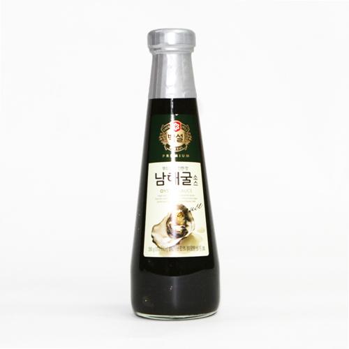 CJ 백설 남해굴소스(350g)