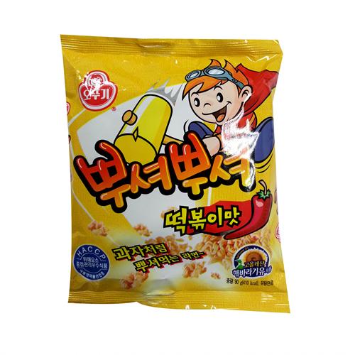 오뚜기 뿌셔뿌셔 떡볶이맛(90g)