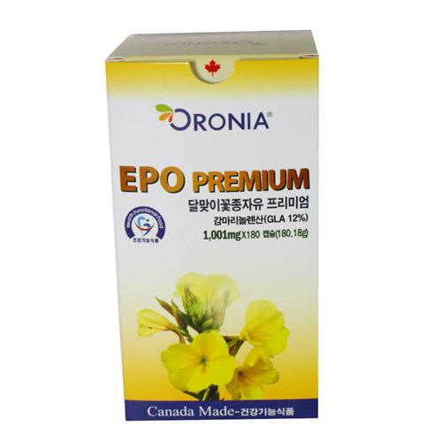 오로니아 달맞이꽃종자유 프리미엄(180캡슐)