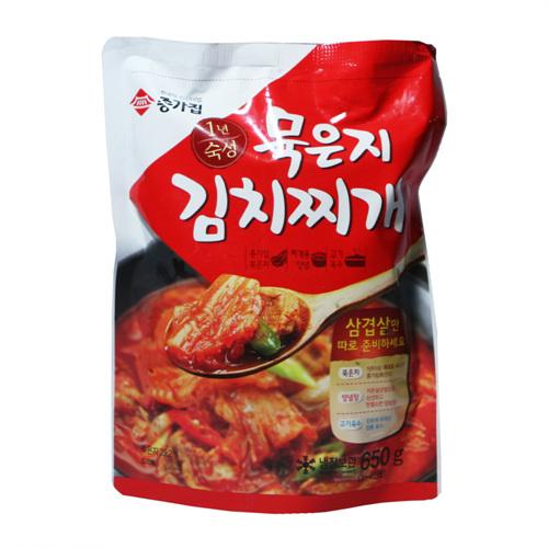 종가집 묵은지 김치찌개(650g)