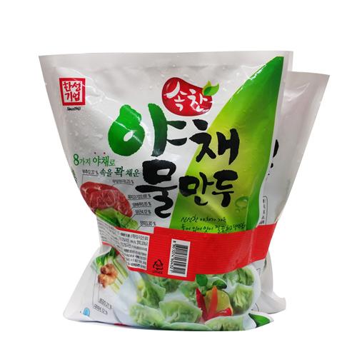 한성 야채물만두(300g*3)