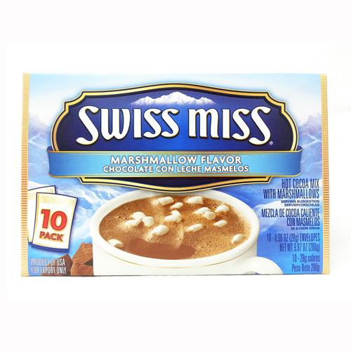 스위스 핫코코아머쉬멜로(280g)