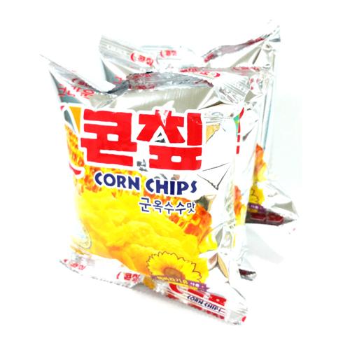 크라운 콘칩 (134g)