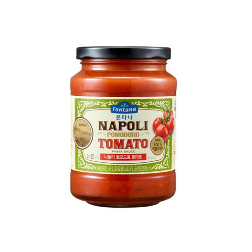 폰타나 나폴리 청키 토마토 파스타소스 (440g)