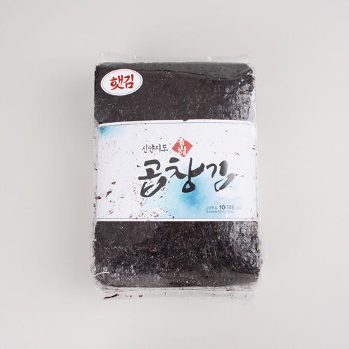 청산에 곱창김(240g/100매)