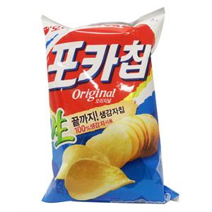 오리온 포카칩 오리지날(124g)