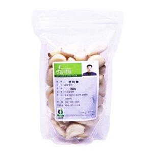 친환경 깐마늘(200g)