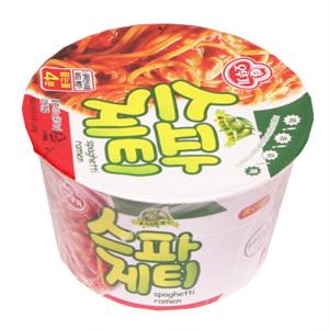 오뚜기 스파게티컵(120g)