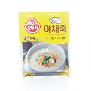 오뚜기 야채죽(85g)