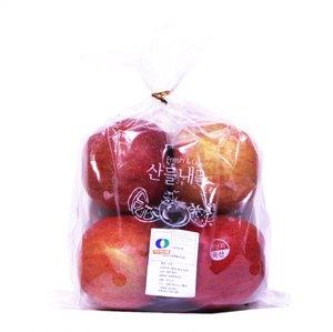 친환경 사과(4입/봉)