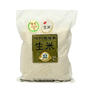 유기재배 보성찹쌀(1kg)
