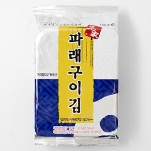 삼해 식탁용파래구이김(4.7g*12봉)