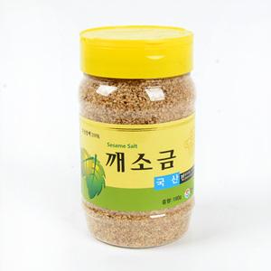 한국상사 국산 깨소금(180g)