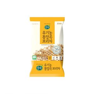 샘표 순작 유기농 알곡보리차(500g)