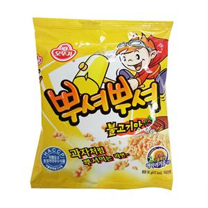 오뚜기 뿌셔뿌셔불고기맛(90g)