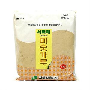 자혜 서목태미숫가루(1kg)
