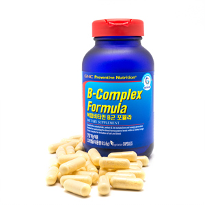 GNC 복합비타민 B군 포뮬라(120캅셀)